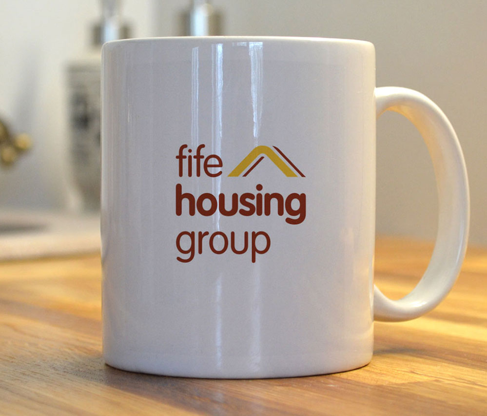 Fife Housing Group Mug